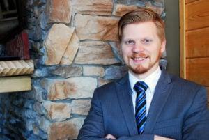Meet Dr. Brendan Glackin